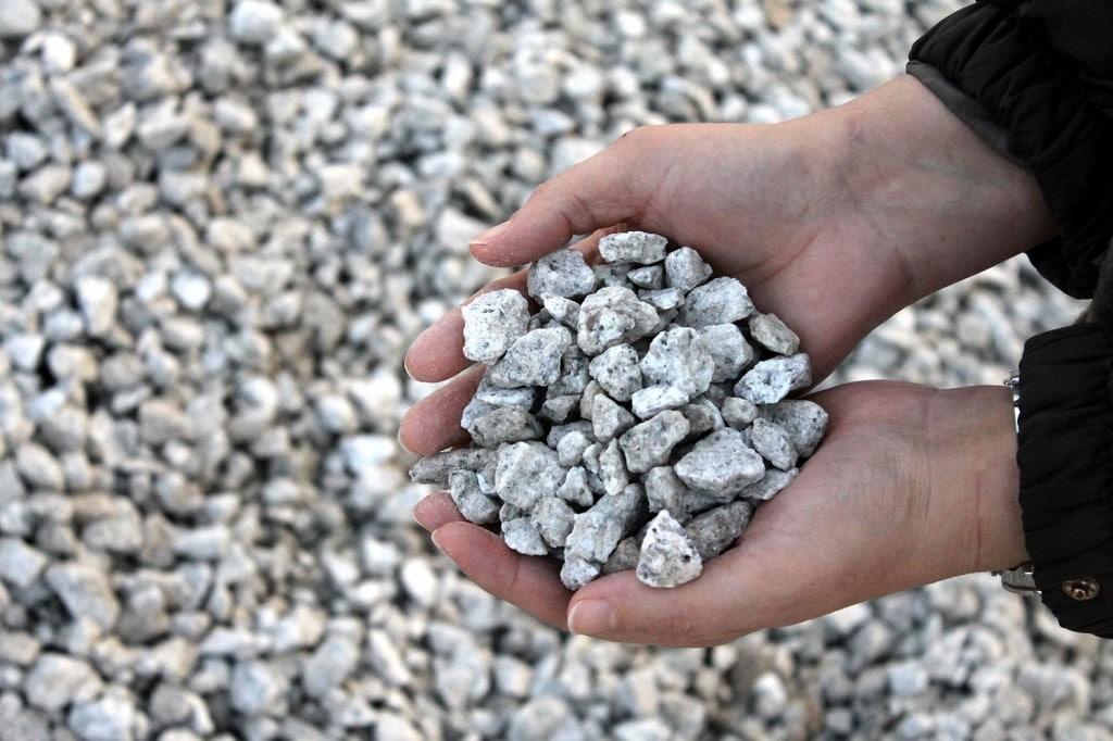 Grava de granito. Materiales de construcción, Hermanos de la Fuente